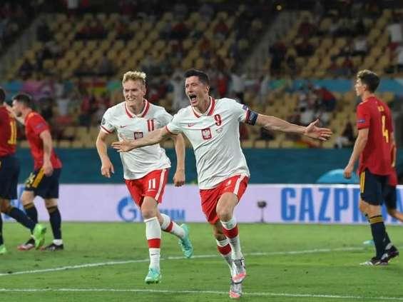 Nielsen: 10,2 mln widzów oglądało mecz Polska-Hiszpania