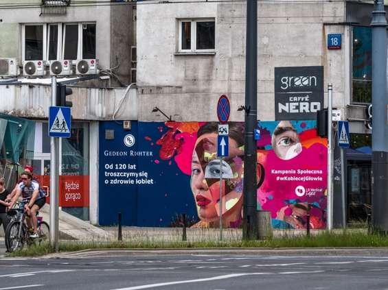 Powstał mural opowiadający historię kobiecych emocji