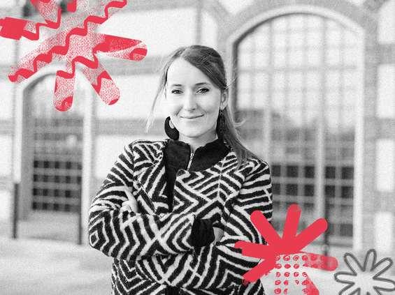 Dominika Kozłowska na czele działu komunikacji w agencji Ancymony