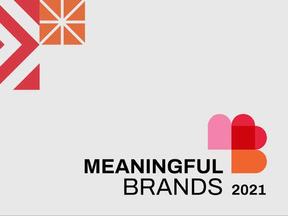 Meaningful Brands po raz czwarty