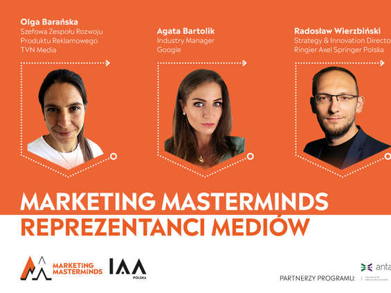 Poznaliśmy 13 uczestników pierwszego programu liderskiego w branży komunikacji marketingowej: Marketing Masterminds