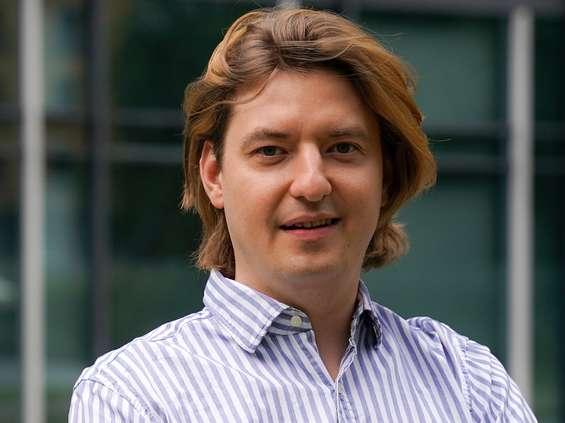 Dominik Wójcik head of AI & machine learning solutions w GroupM