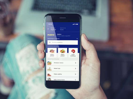 InPost razem z Makro testuje szybkie dostawy produktów spożywczych
