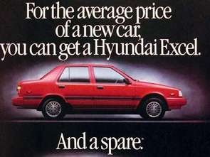Ewolucja Hyundaia [wideo]