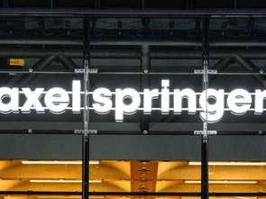 Axel Springer reorganizuje działalność w Europie Wschodniej