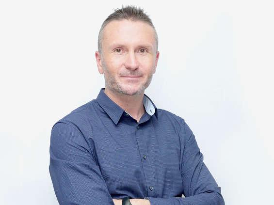 Grzegorz Kłusek jako head of new business w Dziadku Do Orzechów