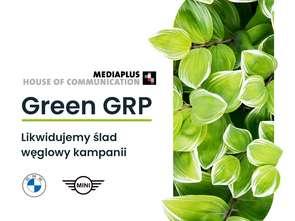 Mediaplus i BMW Group realizują kampanie zeroemisyjne