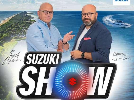 Suzuki reklamuje hybrydowe Ignis i Swift