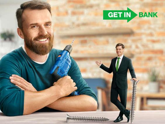 Getin Bank zmienia format komunikacji reklamowej [wideo]