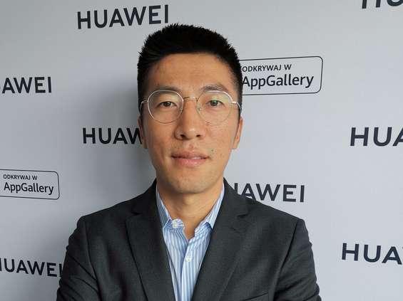 Martin Sun nowym zarządzającym Huawei w Polsce
