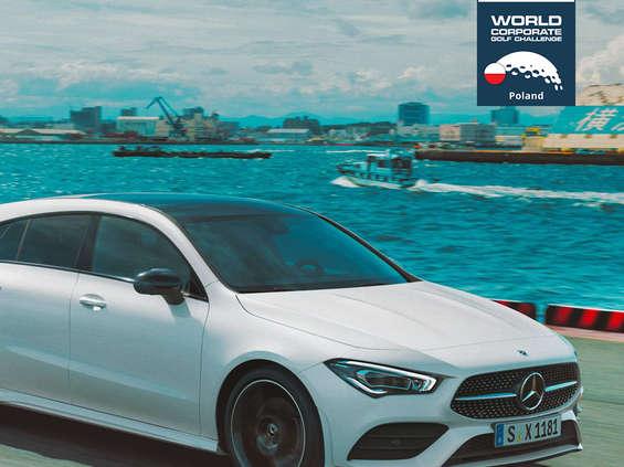 Mercedes-Benz CLA 200 Shooting Brake do zdobycia w turnieju WCGC Poland 2021