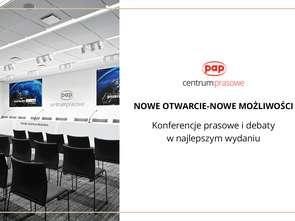 Nowe Centrum Prasowe PAP