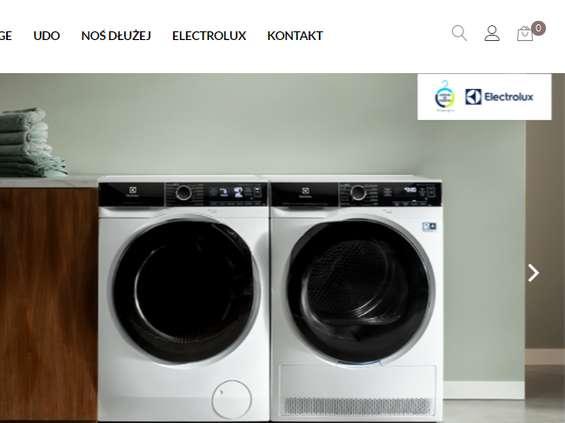 Electrolux razem z Ubrania do Oddania uruchamia cyrkularny e-butik Nosdluzej.pl
