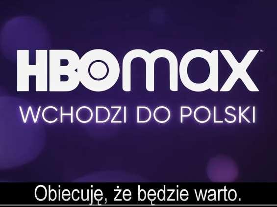 HBO Max w Polsce w 2022 r. [wideo]