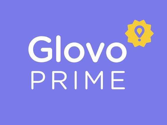 """Glovo Prime z ofertą """"Pierwszy miesiąc za darmo"""""""
