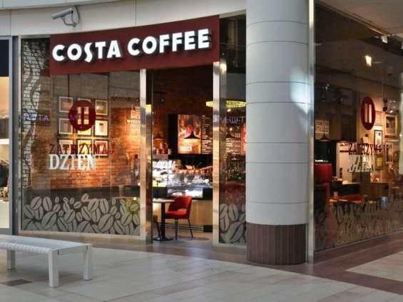 Coca-Cola sprzedaje sieć Costa Coffee w Polsce i na Łotwie