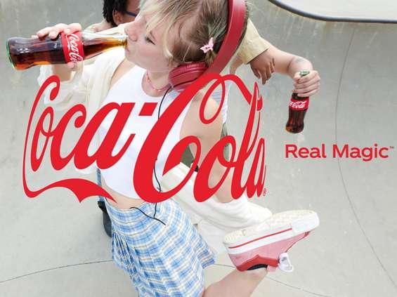 """Coca-Cola z nową wizją marki """"Real Magic"""" [wideo]"""