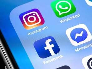 Facebook, Instagram i WhatsApp z poważną awarią