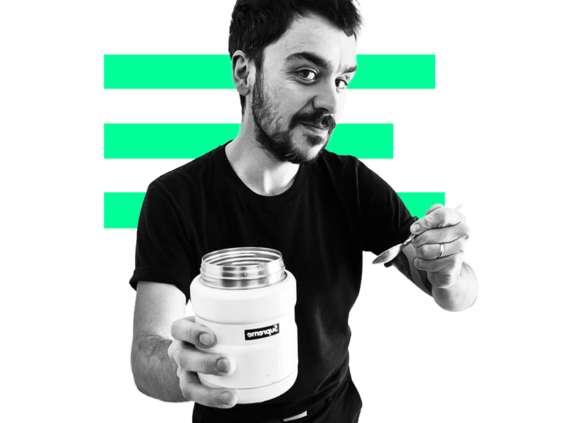 Adam Sierociński deputy creative directorem w Feeders Agency