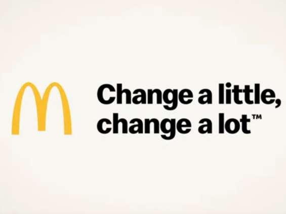 McDonald's podkreśla w kampanii, że małe zmiany wiele zmieniają [wideo]