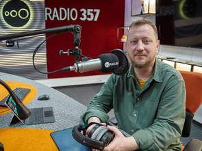 Michał Żakowski korespondentem Radia 357 i podcastu Dariusza Rosiaka w Afganistanie