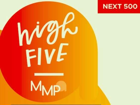 MMP High Five - pięciu kreatywnych na nowe czasy