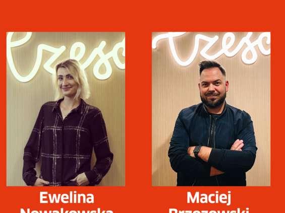 Ewelina Nowakowska i Maciej Brzozowski awansują w LiquidThread