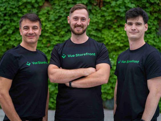 Vue Storefront pozyskuje 69 mln zł finansowania