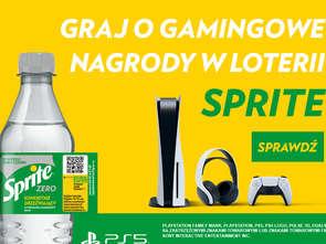 Gamingowe nagrody w loterii Sprite'a