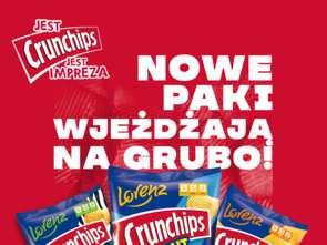 Crunchips z kampanią wspierającą relaunch marki [wideo]
