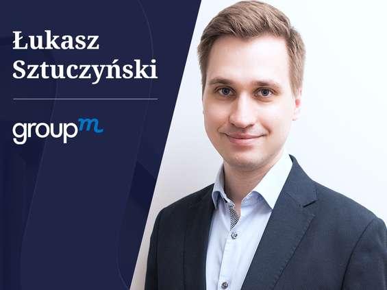 Łukasz Sztuczyński szefem e-commerce w GroupM
