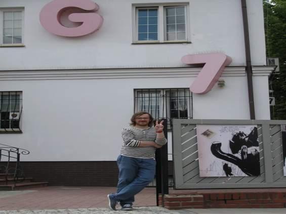 G7 wspiera polskiego artystę [GALERIA]
