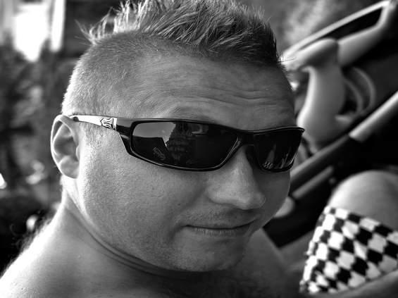 Na wyrywki: Sebastian Wełdycz z Pompidou