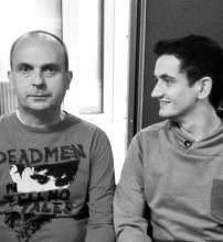 Od lewej: Piotr Fuk, Paweł Czartoryski