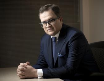Michał Krupiński w latach 2011 - 2016 był prezesem polskiego oddziału banku Merrill Lynch.