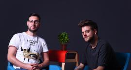 od lewej: Piotr Szkałuba, Jacek Stefanowicz