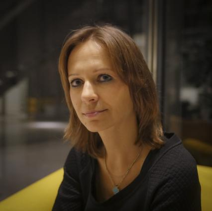 Agnieszka Chabrzyk, country director w Business Factory & ROI Hunter Poland