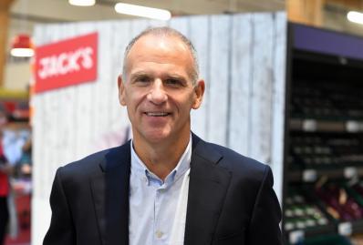 Dave Lewis, prezes Tesco