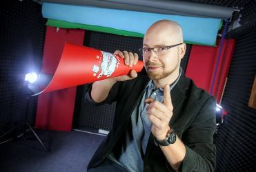 Kamil Bolek, CMO, LifeTube