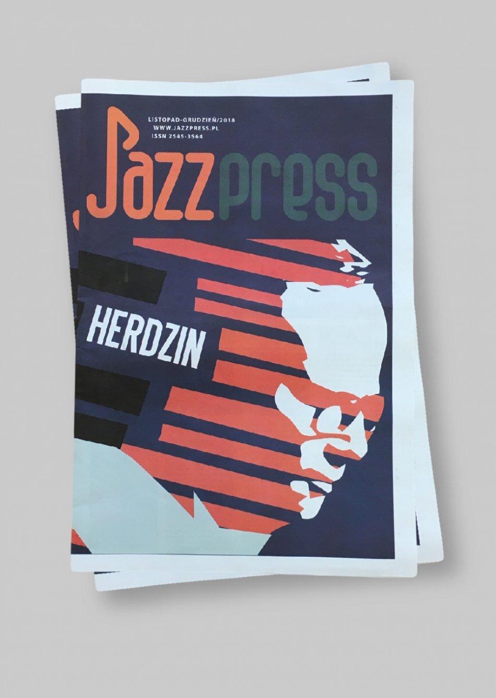 Listopadowo-grudniowy numer magazynu JazzPress
