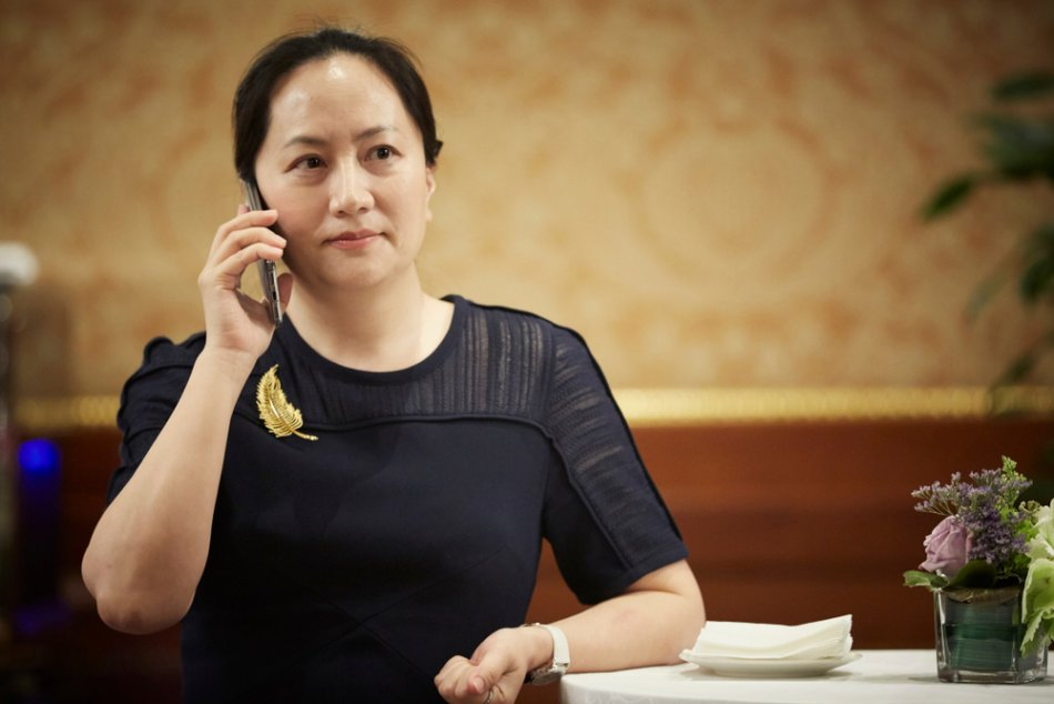 Meng Wanzhou, CFO Huawei