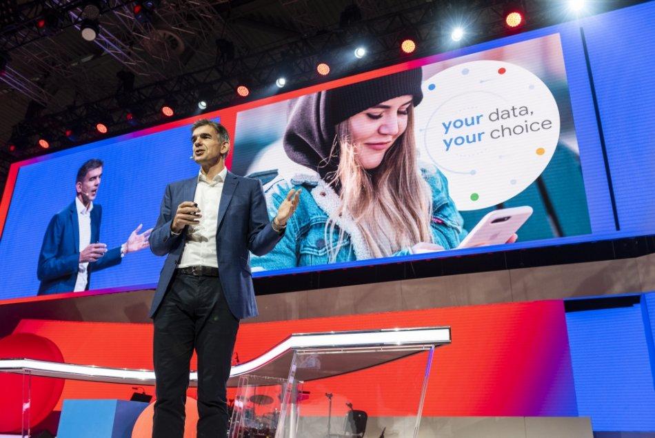 Matt Brittin z Google na scenie glównej DMEXCO
