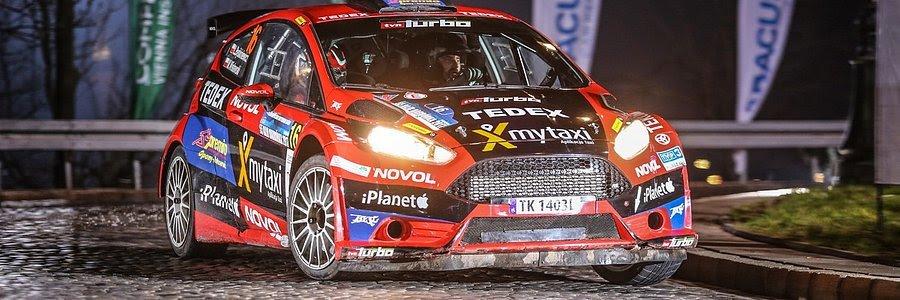 fot. Maciej Niechwiadowicz, materiały prasowe TVN Turbo Rally Team 2018