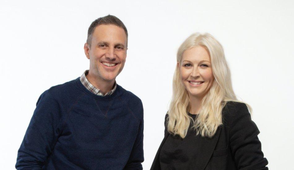 John Patroulis i Justine Armour